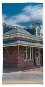 Ridgway Depot 16744 Beach Towel
