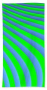 Riding The Wave Beach Towel