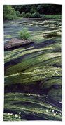 River Bandon, County Cork, Ireland Beach Towel