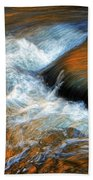 River Of Fire Beach Towel