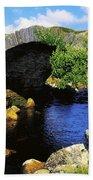 River Owenwee, Poisoned Glen, Co Beach Towel