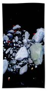 River Rock Beach Towel