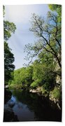 River Roe, Roe Valley, Limavady, Co Beach Towel