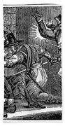 Robert Catesby (1573-1605) Beach Towel