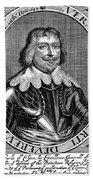 Robert Devereux (1591-1646) Beach Towel