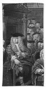 Robert Walpole (1676-1745) Beach Towel