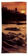 Roches Point, Whitegate, Cork Harbour Beach Towel