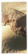 Rock Ascending Beach Towel