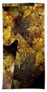 Rock Painting 5  Beach Towel