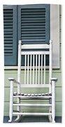 Rocking Chair Beach Towel