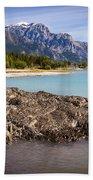 Rocky Mountain Bliss Beach Towel