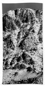 Rocky Mountain Ridges Beach Towel