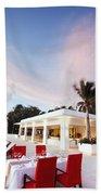 Romantic Place Beach Towel