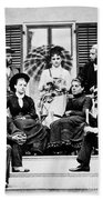 Roosevelt Family 1878 Beach Towel