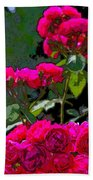 Rose 135 Beach Towel