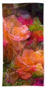 Rose 146 Beach Towel