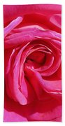 Rose Rose Beach Towel