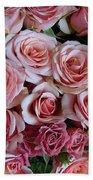 Roses Galore Beach Towel