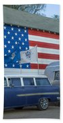 Route 66 Nomad Beach Towel