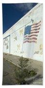 Route 66 Wall Beach Towel