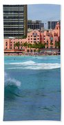 Royal Hawaiian Hotel Beach Towel