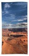 Rugged Landscape Beach Towel