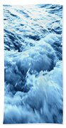 Ice Cold Water Beach Towel