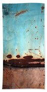 Rust And Paint 1 Beach Towel