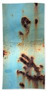 Rust And Paint 2 Beach Towel