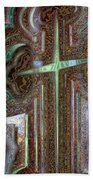 Rusty Cross Beach Towel