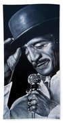 Sammy Davis Jr Beach Towel