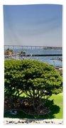 San Diego Beach Towel