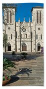 San Fernando Cathedral Beach Towel