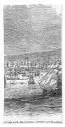 San Francisco Bay, 1849 Beach Towel