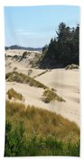 Sand Dunes Beach Towel