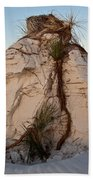 Sand Pedestal With Yucca Beach Towel