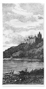 Scotland: Dunrobin Castle Beach Towel