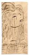 Sea Woman 2 Beach Towel
