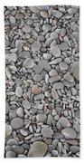 Seashore Rocks Beach Towel