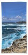 Secluded Beach Beach Sheet