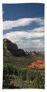 Sedona Arizona Vista Beach Towel