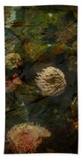 See Of Fossil Three Beach Towel