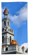 Sevier County Courthouse Beach Towel