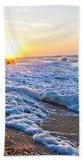 Shackleford Banks Study D Beach Towel
