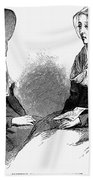 Shaker Women, 1875 Beach Towel