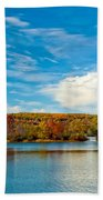 Shawnee State Park Beach Towel