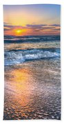Shimmer Beach Towel