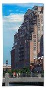 Shot Tower - Baltimore Beach Towel