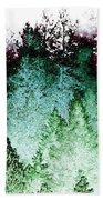 Shrouded In Fog Beach Towel