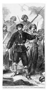 Sicily: Guerrillas, 1860 Beach Towel